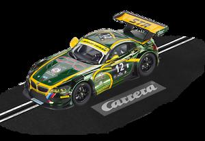 Carrera-27468-Evolution-Auto-BMW-Z4-GT3-Schubert-No-12-NEU-amp-OVP-Blitzversand