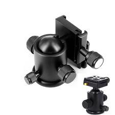 UK Store! CameraPlus® Camera Tripod Ball Head KS-0 For Benro Manfrotto Gitzo QLP