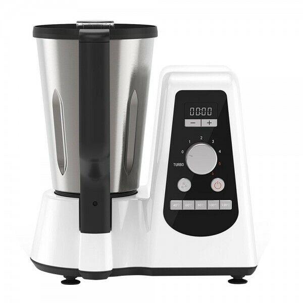 NEWCOOK- Robot de Cocina Multifunción. Cook Professional.Tamaño Compacto con