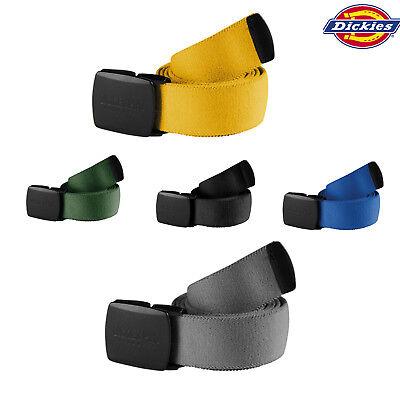 Dickies Pro Comfort Cintura Elasticizzata (dp1004) - Regolabile A Scatto Fibbia Workwear-mostra Il Titolo Originale Texture Chiara