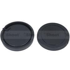 Tapa trasera de objetivo ✚ Tapa del cuerpo de cámara para Sony a900 a750 a550 a450 a350 a300 a33 a55