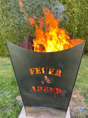 Feuerkorb-Feuertonne Feuerkorb Feuersäule Terrassenofen Feuerstelle