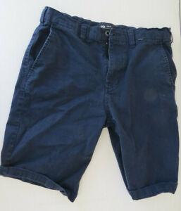 Men-039-s-Navy-Blue-Hurley-Walkshorts-Size-29