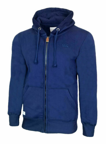 Canterbury Classic Full Zip Hoodie Mens Small Hooded Top