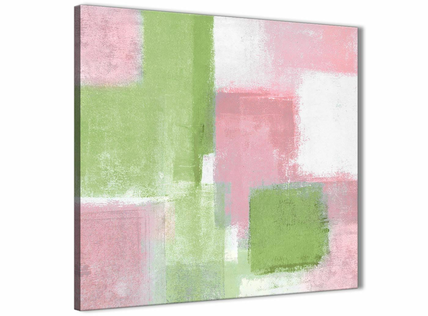 Rosa Lime Grün Living Room Canvas Prints Prints Prints Decorations - Abstract 1s374l - 64cm 61ea3e