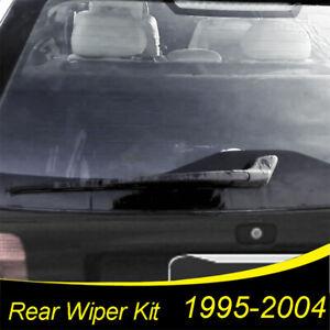 Windshield-Wiper-Arm-Blade-Rear-Window-Set-For-Volvo-V40-Wagon-1995-2004