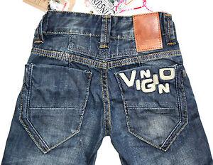 VINGINO-coole-Jeans-Modell-WAYLON-Gr-5-EU-110-Passform-Regular