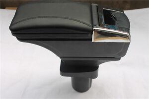 Quality Armrest Console Box For Chevrolet Aveo 2011 2012 2013 2014 Ebay