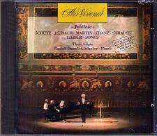 Theo ADAM Semperoper Dresden SCHÜTZ BACH Frank MARTIN Robert FRANZ R. STRAUSS CD