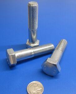 FT Cap Screw Bolt Zinc Plated Metric x 40 mm Length Fine 10 Pcs M14 x 1.5
