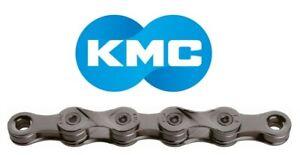 KMC Kette X11 114 Glieder Karton grau Fahrrad