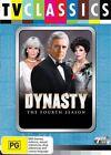 Dynasty : Season 4 (DVD, 2009, 7-Disc Set)