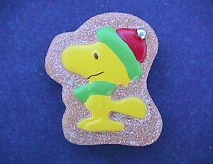 Hallmark-MAGNET-Christmas-Vintage-WOODSTOCK-Sugar-COOKIE-Holiday-Fridge