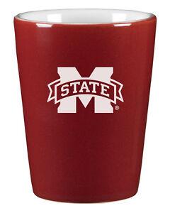 Mississippi State University Shot Glass 2 oz