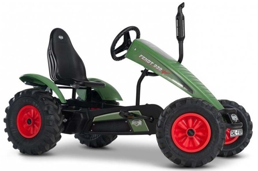 Berg Fendt BFR Traxx Kids Pedal Car Go Kart 5+ Years NEW