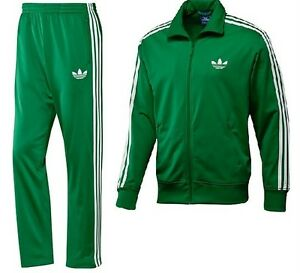 51c68600624f Adidas Originals Firebird Track Suit Jacket Top   Pants 2XL FAIRWAY ...