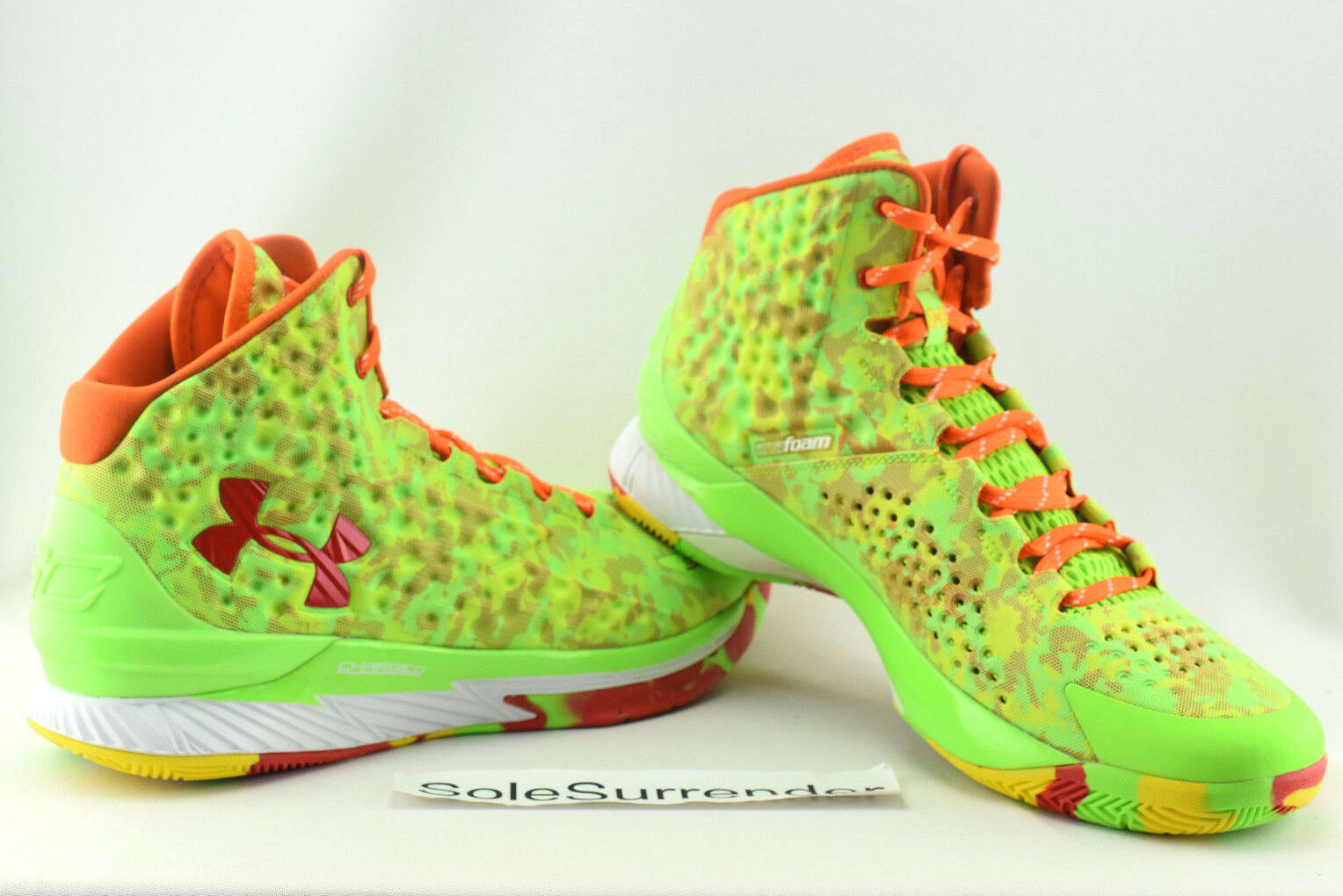 Under Armour Curry Curry Curry 1  Candy Reign  -CHOOSE Dimensione- 1258723-390 Steph UA Multicolore 6aef28