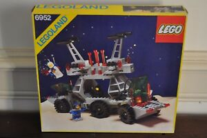 LEG257 Lego Classic Space Set #6952 Solar Power Transporter - MISB