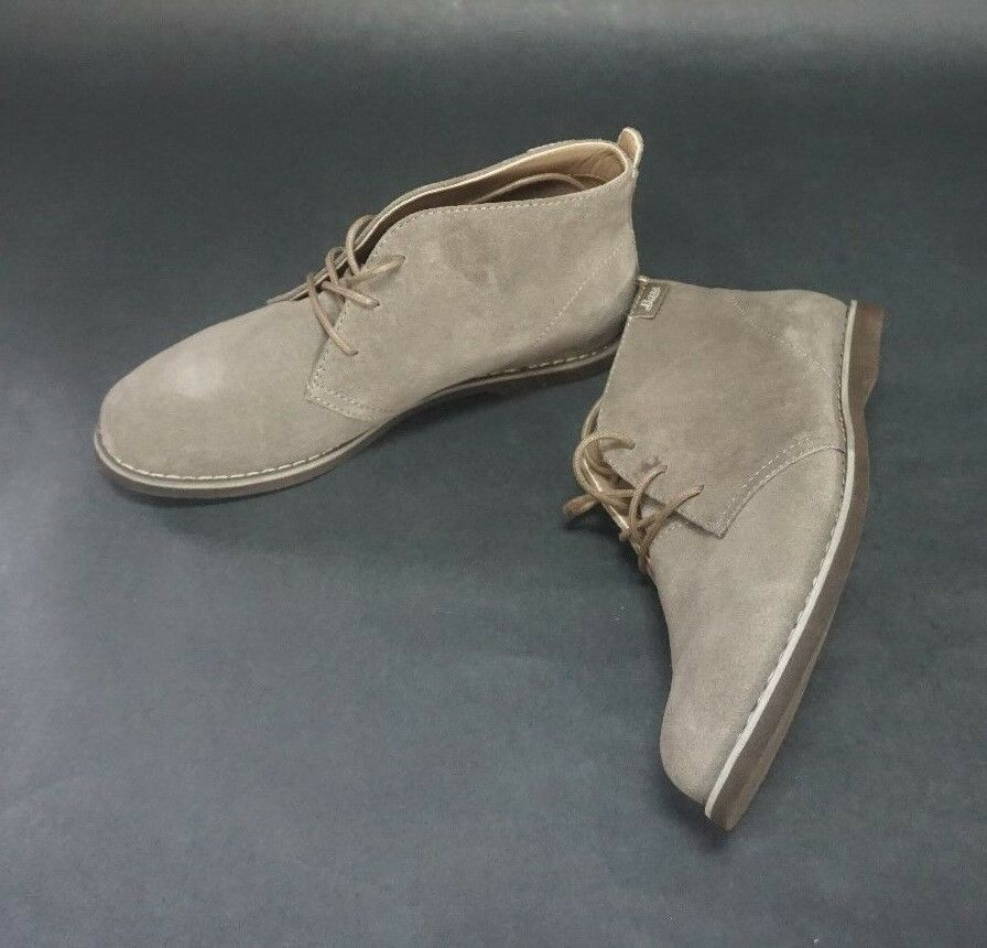 Bass Elyse Sand Schuhes Damenss Größe 6.5 stain Leder new w/ one stain 6.5 6154-3817-278 c86e9b