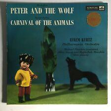 Prokofiev - Peter & The Wolf - Kurtz - TPO - HMV - ASD 299 - Vinyl LP