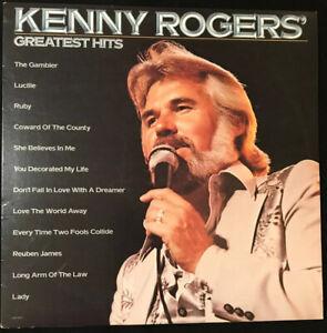 Kenny Rogers - The Gambler Vinyl LP 1980 LOO-1072   eBay