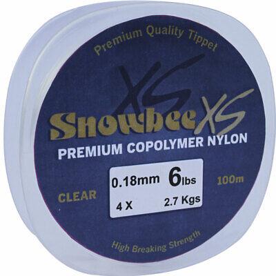 2X 53 Lbs 0.6mm translucent Clear nylon fishing line fishing line Fishing l K2P8