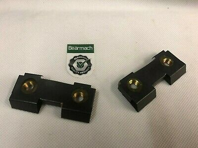 Quality Bearmach Parts Land Rover Defender Front Bumper End Cap x /& Clips