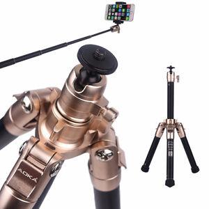 Trepied-Robuste-Appareil-Photo-Compact-Avec-Selfie-Stick-Monopode-Extensible