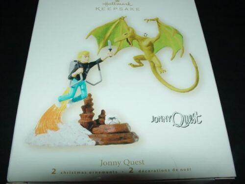 Bandit 2008 JONNY QUEST Hallmark Christmas ornament Hanna Barbera cartoon