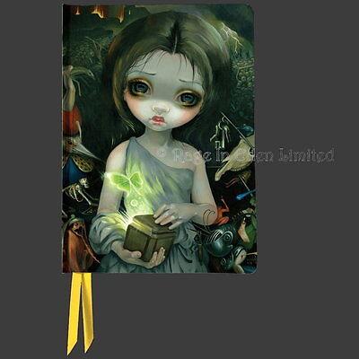 *PANDORA* Strangeling Embossed Hardback Journal Notebook Jasmine Becket-Griffith