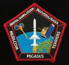 PEGASUS MUBLCOM TERRIERS ORBITAL / DARPA / CECOM PATCH