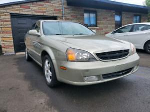 2004 Chevrolet Epica LT Cuir
