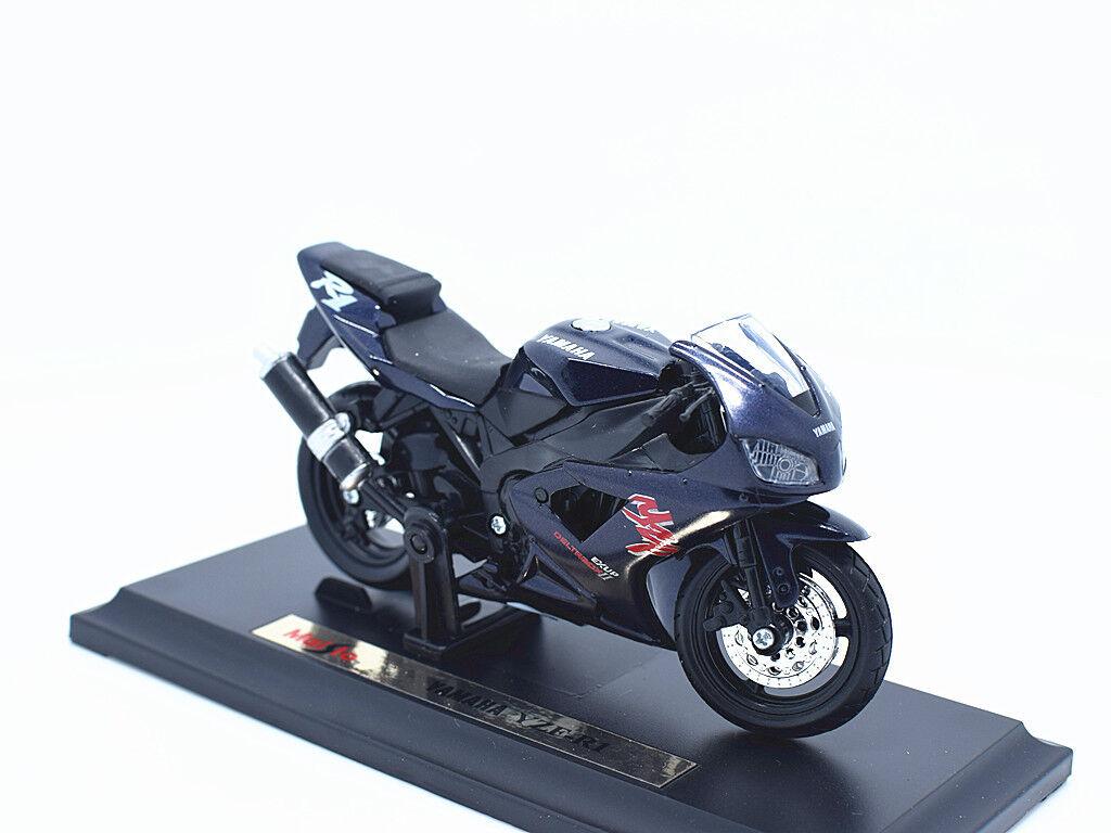 Yamaha YZF R1 2015-1:18 Salvat Miniatur Motorräder Moto Diecast B003