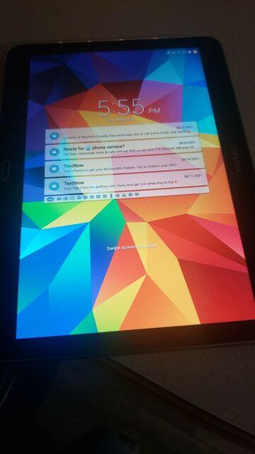 Samsung Galaxy Tab 4 16GB, Wi-Fi, 10.1 inch Tablet - Black