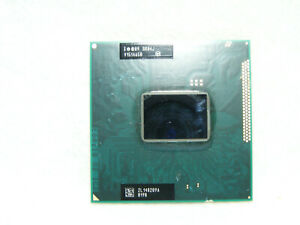 Processeur CPU INTEL i3-2330M 2,2 GHz provenant de ASUS X73S K73SD