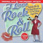 I Love Rock & Roll, Vol. 5 by Various Artists (CD, Mar-2006, Collectables)