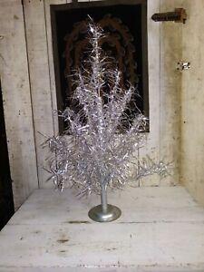 "Vintage Aluminum "" Taper Tree "" Christmas Tree in Original ..."