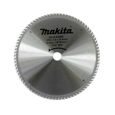 """MAKITA D-51378 Saw blade 9 1//4 /""""X 1/"""" X 40 TPI C REDUCT 20mm and 5//8 /""""ATB"""
