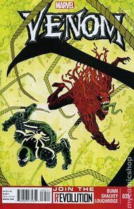 Venom-35-MARVEL-COMICS-Bunn-Carnage-Venomverse-Cover-A-1ST-PRINT