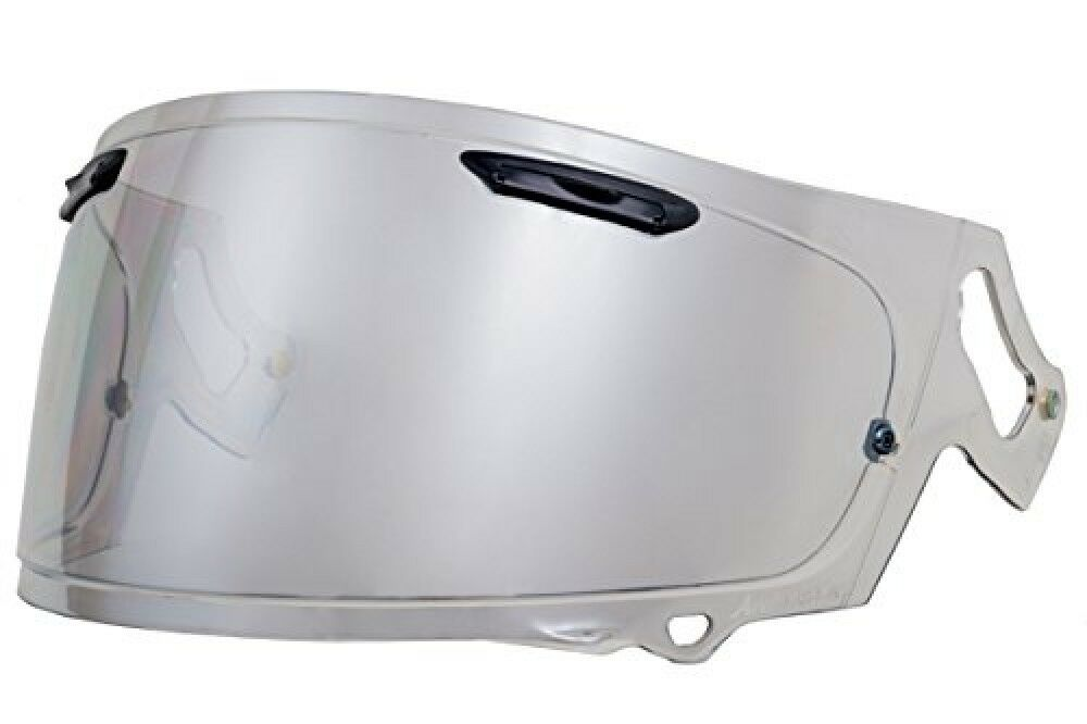 Yamashiro Helmet Extra Mirror Shield Vas - V MV shield Smoke gold