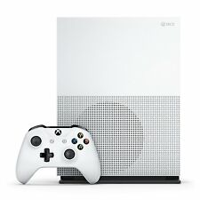Microsoft Xbox One Slim Gaming Console 1TB HDD