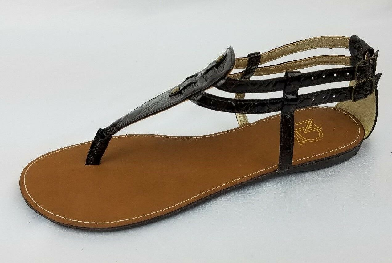 NWOB brown NEW DIRECTIONS sz 7.5 brown NWOB sandals 7eb1c0