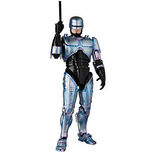 Medicom Toy Mafex No.74 Robocop 2 Figur Neu von Japan