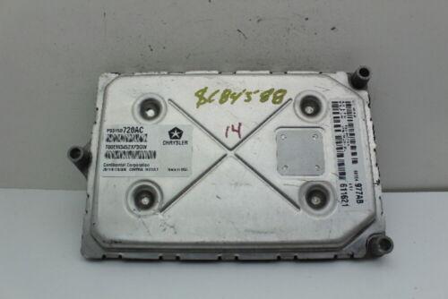 13 Dodge Journey P05150720AC Computer Brain Engine Control ECU ECM EBX Module