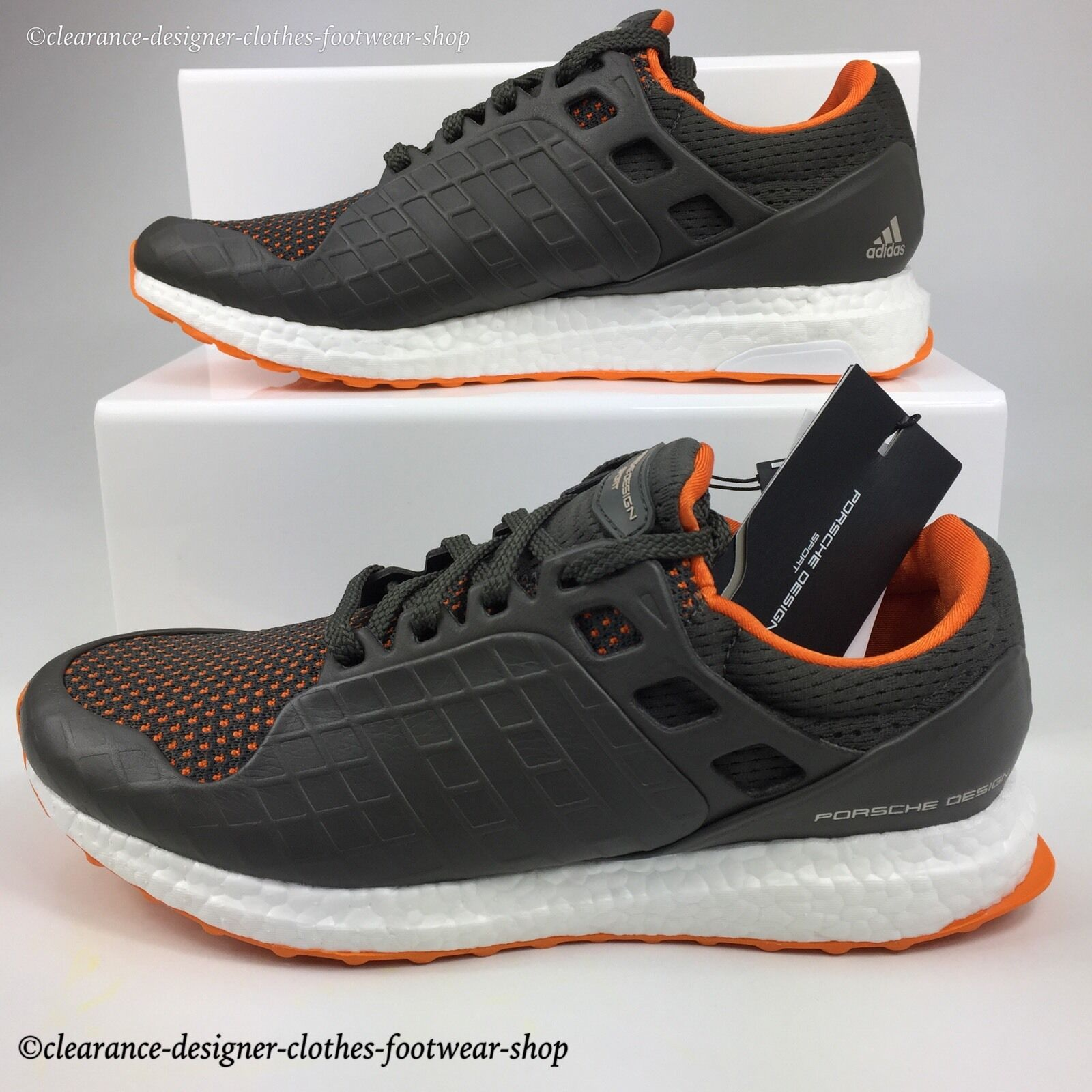 ADIDAS PDS ULTRA BOOST TRAINERS PORSCHE DESIGN SPORT MENS TRAINING zapatos