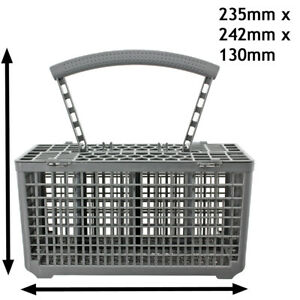 Cutlery Basket for SAMSUNG Dishwasher Plastic Cage Tray Lid ...