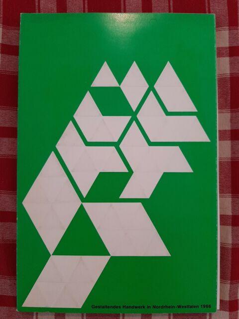 Gestaltendes Handwerk in Nordrhein-Westfalen 1966 (Taschenbuch)