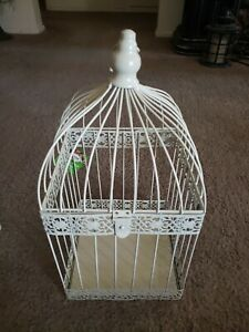Decorative-Wire-Bird-Cage