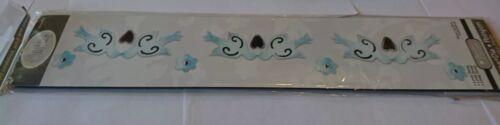 Decorative Strip Die Birds Hearts Sizzix Lovey Dovey Border Doves 655454