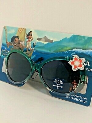 MOANA Disney Princess Girls Fashion 100/% UV Shatter Resistant Sunglasses